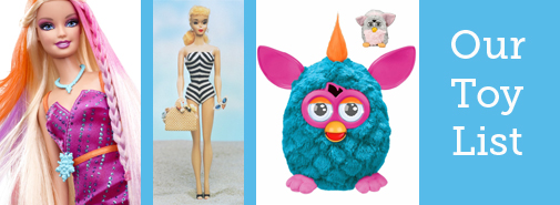 Most Popular Toys 2013 : Most popular toys the comeback kids christmas