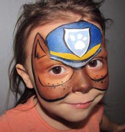 halloween face paint ideas for kids sheridan insurances. Black Bedroom Furniture Sets. Home Design Ideas